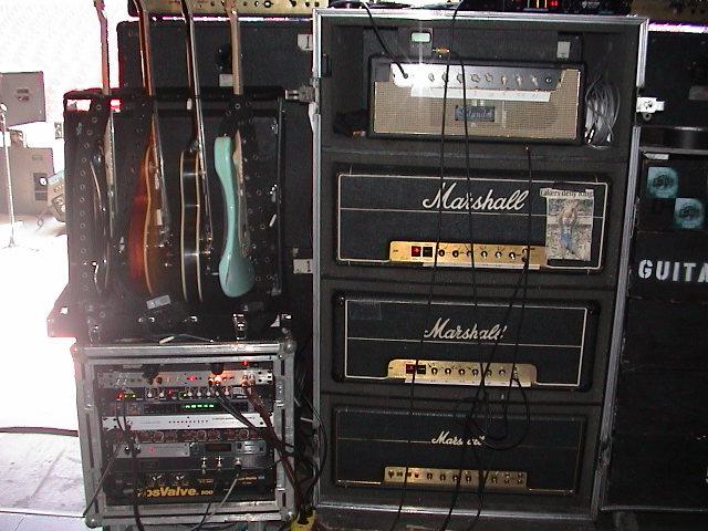 Set-ups de famosos Guitar10