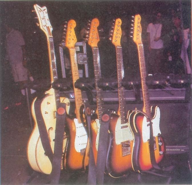 Set-ups de famosos Guitar11