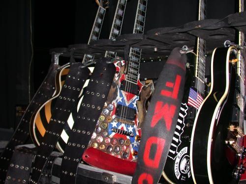 Set-ups de famosos Guitar12