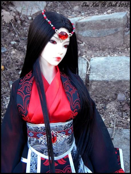 [IH Asa] Lin Yao, impératrice Asa0110