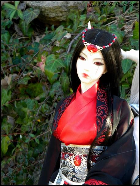 [IH Asa] Lin Yao, impératrice Asa0310