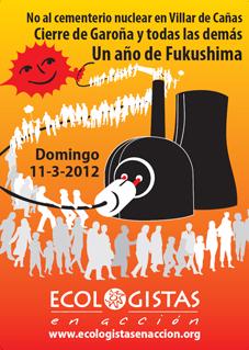 Un año de Fukushima (Comunicado de Ecologistas en Acción) 1_aao_11