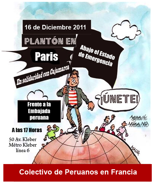 Carta de solidaridad con el pueblo de Cajamarca, Perú Emerge10
