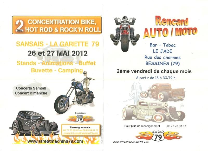 BIKES,HOT ROD & ROCK'N ROLL A SANSAIS LA GARETTE Garett12