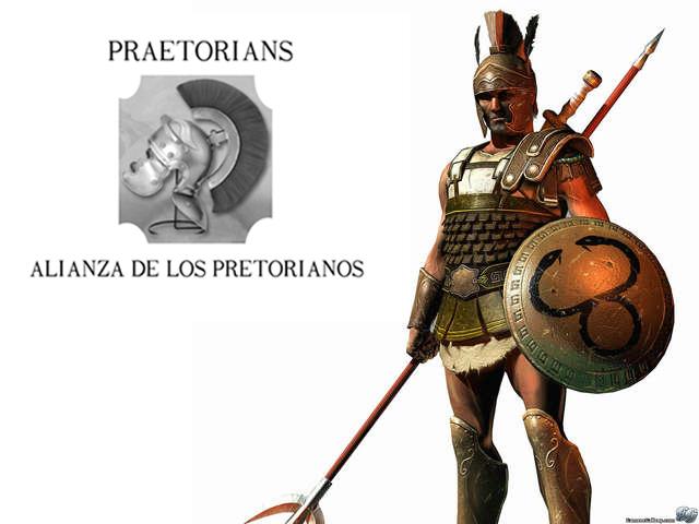 PRAETORIANS FORUM       (Mundo Iota)