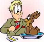 wabbit'o'gram fopr mister condercending? Soup10