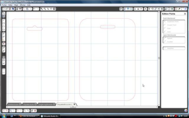 Créer des bordures - Page 2 Perfos10