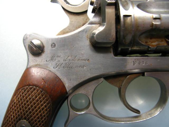 revolver ressemblant à un 92 Collec11