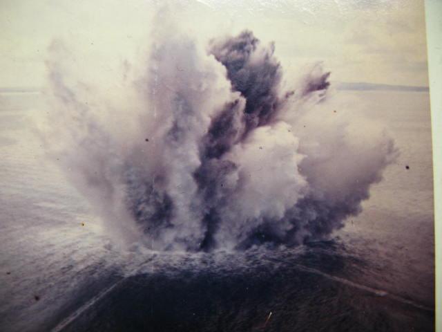 [Les différents armements de la Marine] La guerre des mines Marine12