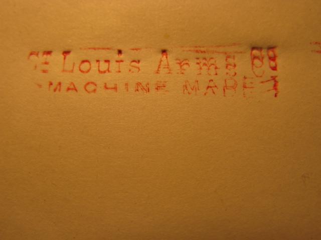 marquage manuf' révolver 1873 - j'ai glissé chef :o( - Page 2 Poudr123