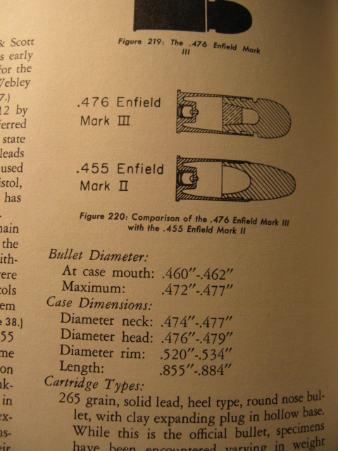 REVOLVER ENFIELD MK II CAL.476 Poudr128