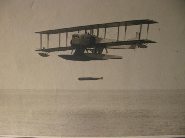 [Les anciens avions de l'aéro] Hydravion torpilleur Poudr171