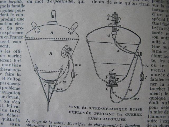 [Les différents armements de la Marine] La guerre des mines - Page 2 Poudr195