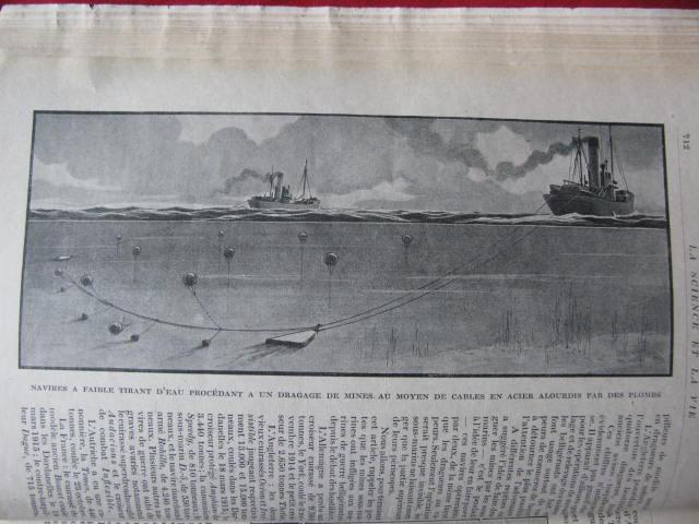 [Les différents armements de la Marine] La guerre des mines - Page 2 Poudr197