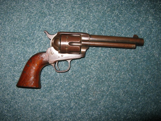Colt Frontier six shooter 44/40 - Page 2 Poudre67