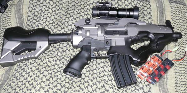 Thunder maul, pompe m56A (m90) etc plus équipements !!!! P1010210
