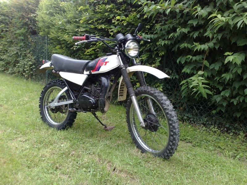 DTMX 125 cc Membres / Mod. 1979 3-5-7910