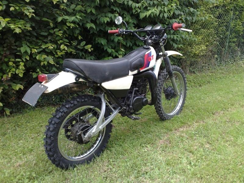 DTMX 125 cc Membres / Mod. 1979 3-5-7911