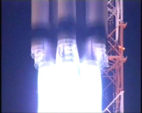 Lancement Proton-M / Ekspress AM4 - 18 août 2011 et... perte du satellite Capt_115