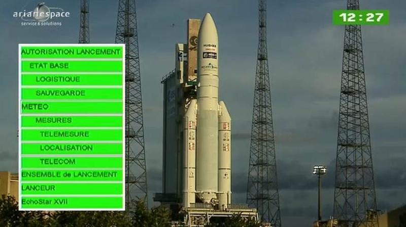 Lancement Ariane 5 ECA VA207 / MSG-3 + EchoStar XVII - 05 Juillet 2012 - Page 2 Capt_307