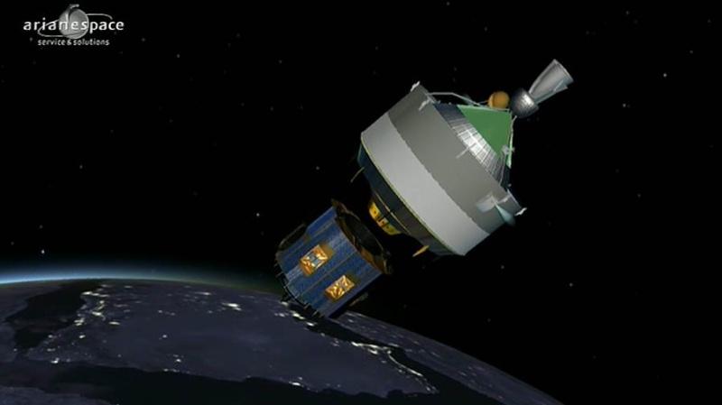 Lancement Ariane 5 ECA VA207 / MSG-3 + EchoStar XVII - 05 Juillet 2012 - Page 3 Capt_311