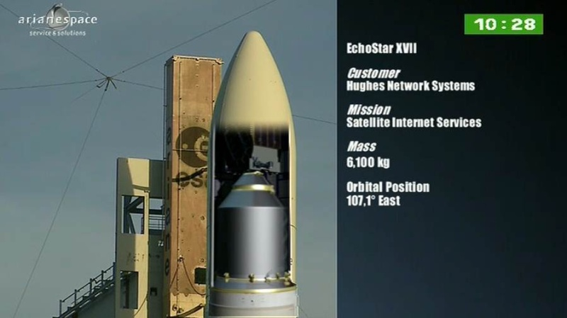 Lancement Ariane 5 ECA VA207 / MSG-3 + EchoStar XVII - 05 Juillet 2012 - Page 3 Capt_316