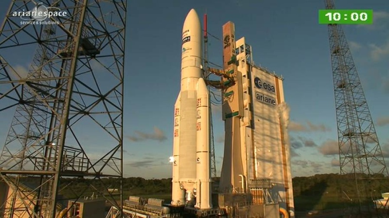 Lancement Ariane 5 ECA VA207 / MSG-3 + EchoStar XVII - 05 Juillet 2012 - Page 3 Capt_318