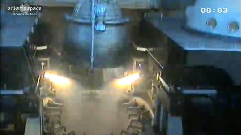 Lancement Ariane 5 ECA VA207 / MSG-3 + EchoStar XVII - 05 Juillet 2012 - Page 3 Capt_331
