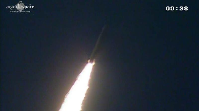 Lancement Ariane 5 ECA VA207 / MSG-3 + EchoStar XVII - 05 Juillet 2012 - Page 3 Capt_343