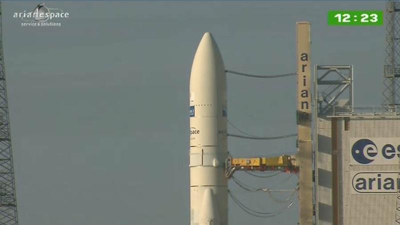 Lancement Ariane 5 ECA VA208 / INTELSAT 20 & HYLAS 2  (02.08.2012) - Page 2 Capt_387