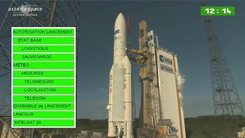 Lancement Ariane 5 ECA VA208 / INTELSAT 20 & HYLAS 2  (02.08.2012) - Page 2 Capt_388