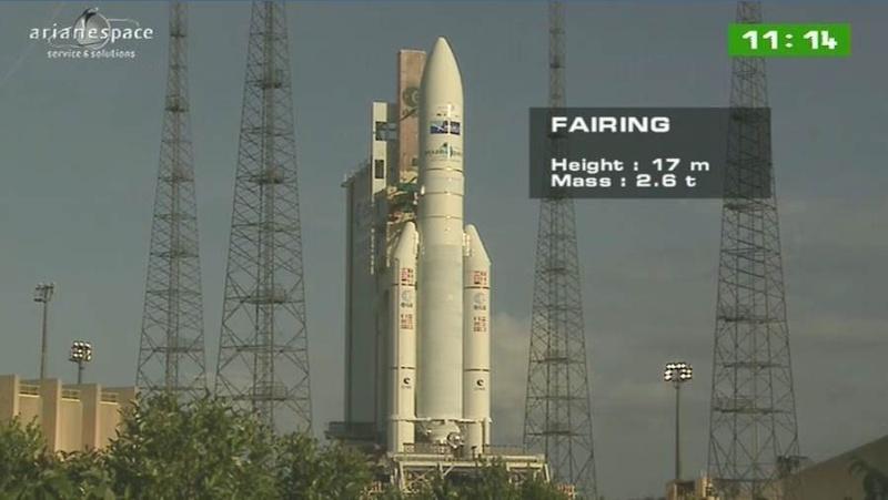 Lancement Ariane 5 ECA VA208 / INTELSAT 20 & HYLAS 2  (02.08.2012) - Page 2 Capt_391