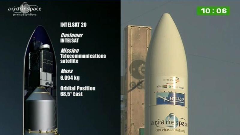 Lancement Ariane 5 ECA VA208 / INTELSAT 20 & HYLAS 2  (02.08.2012) - Page 2 Capt_392