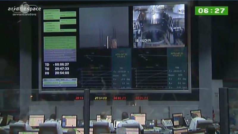 Lancement Ariane 5 ECA VA208 / INTELSAT 20 & HYLAS 2  (02.08.2012) - Page 2 Capt_397