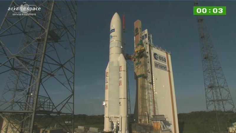 Lancement Ariane 5 ECA VA208 / INTELSAT 20 & HYLAS 2  (02.08.2012) - Page 2 Capt_399
