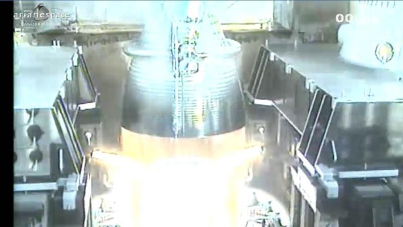 Lancement Ariane 5 ECA VA208 / INTELSAT 20 & HYLAS 2  (02.08.2012) - Page 2 Capt_406
