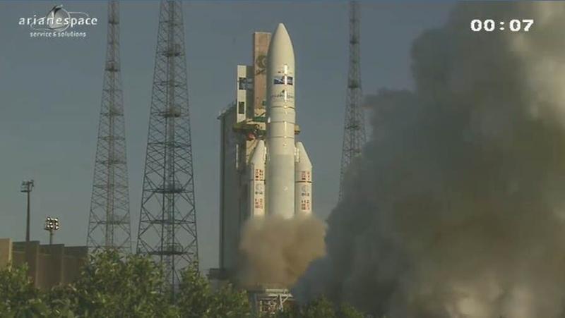 Lancement Ariane 5 ECA VA208 / INTELSAT 20 & HYLAS 2  (02.08.2012) - Page 2 Capt_407