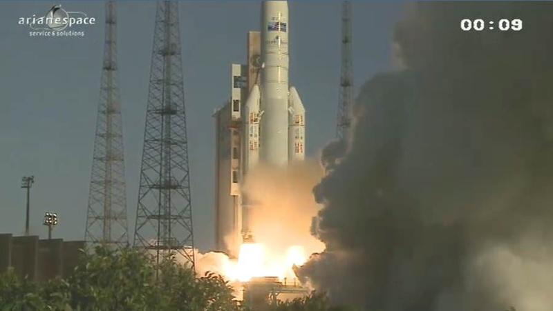 Lancement Ariane 5 ECA VA208 / INTELSAT 20 & HYLAS 2  (02.08.2012) - Page 2 Capt_408