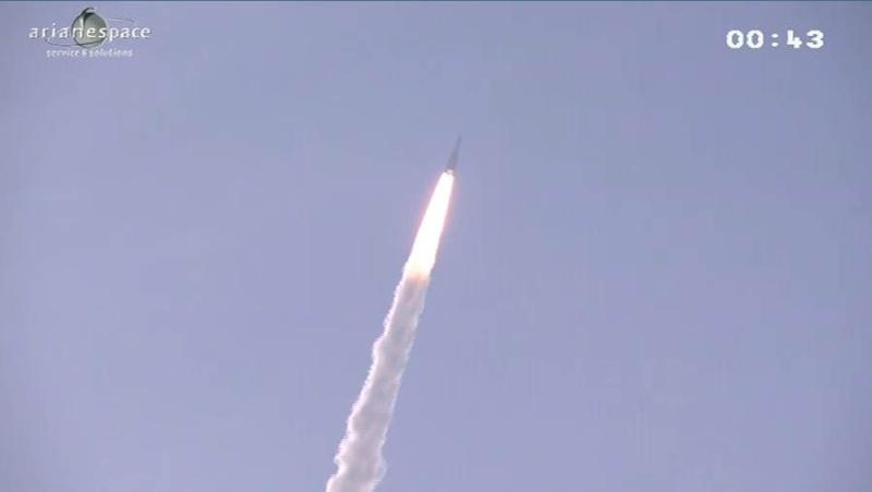 Lancement Ariane 5 ECA VA208 / INTELSAT 20 & HYLAS 2  (02.08.2012) - Page 2 Capt_413