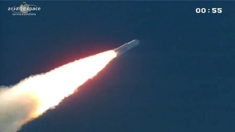 Lancement Ariane 5 ECA VA208 / INTELSAT 20 & HYLAS 2  (02.08.2012) - Page 2 Capt_414