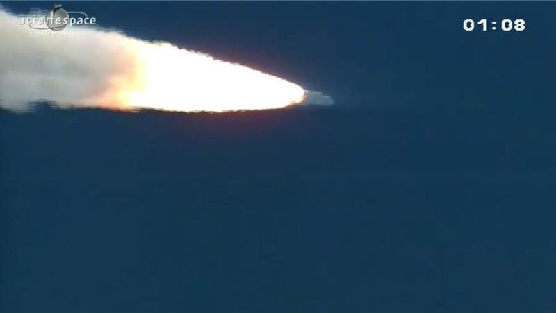 Lancement Ariane 5 ECA VA208 / INTELSAT 20 & HYLAS 2  (02.08.2012) - Page 2 Capt_415