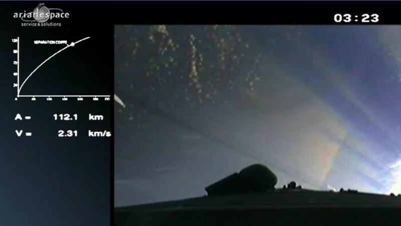 Lancement Ariane 5 ECA VA208 / INTELSAT 20 & HYLAS 2  (02.08.2012) - Page 2 Capt_431