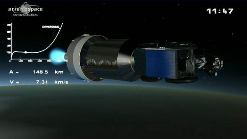 Lancement Ariane 5 ECA VA208 / INTELSAT 20 & HYLAS 2  (02.08.2012) - Page 2 Capt_433