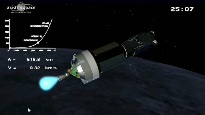 Lancement Ariane 5 ECA VA208 / INTELSAT 20 & HYLAS 2  (02.08.2012) - Page 2 Capt_435