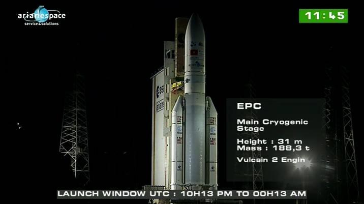 Lancement Ariane 5 ECA VA206 / JCSAT-13 + VinaSat-2 - 15 mai 2012 - Page 2 Capt_h22
