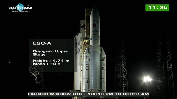 Lancement Ariane 5 ECA VA206 / JCSAT-13 + VinaSat-2 - 15 mai 2012 - Page 2 Capt_h23