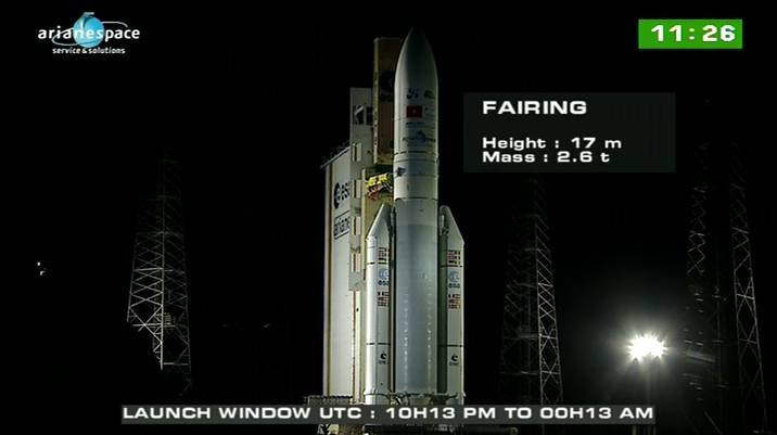Lancement Ariane 5 ECA VA206 / JCSAT-13 + VinaSat-2 - 15 mai 2012 - Page 2 Capt_h24