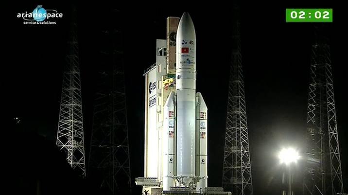 Lancement Ariane 5 ECA VA206 / JCSAT-13 + VinaSat-2 - 15 mai 2012 - Page 2 Capt_h30