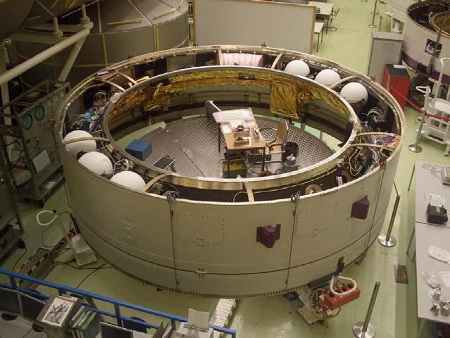 Ariane 5ES et le SCAR Sca111