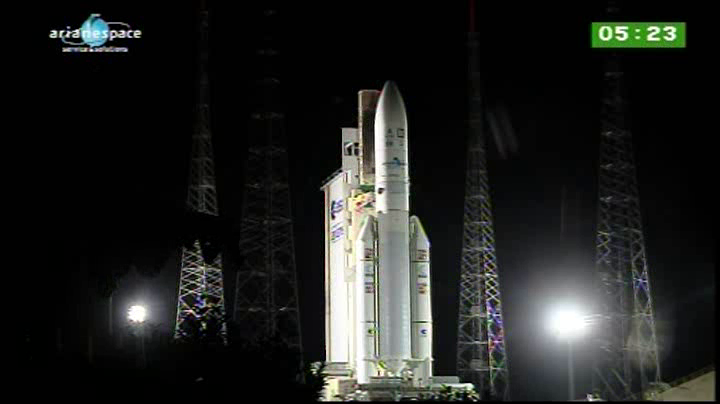 Ariane 5 ECA VA203 / ASTRA 1N + BSAT-3c - (06/08/11) - Page 4 Vlcsn118